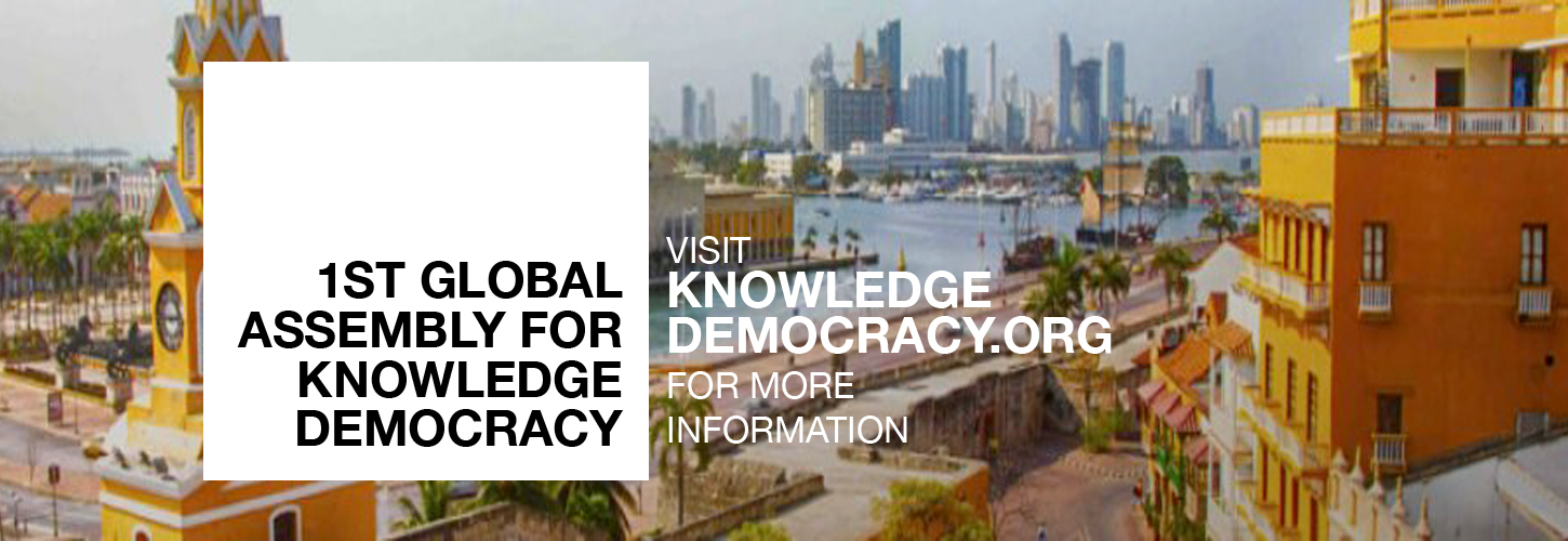 Image for Knowledge Democracy page